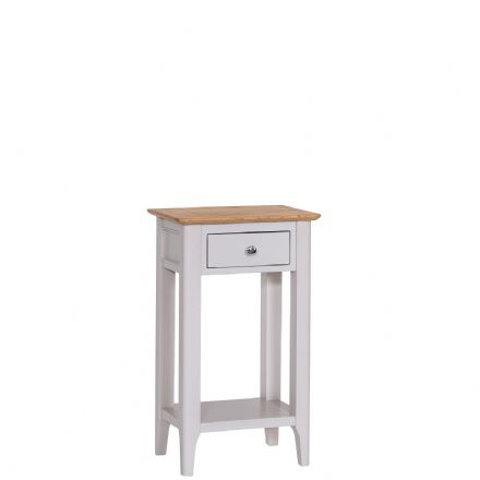 Newhaven Grey Painted Telephone Table